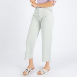 Culotte verde pastel